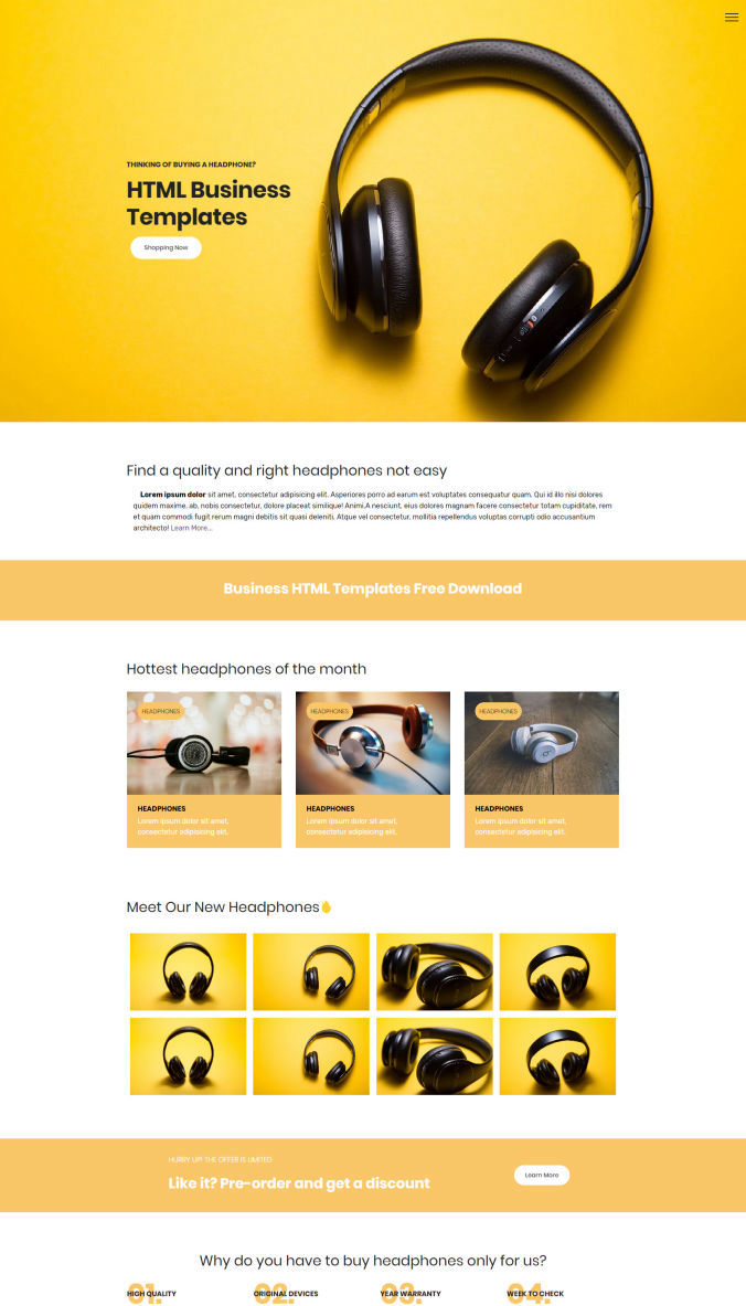 30 top excellent grocery store simple website template collection business website template wajeb Images