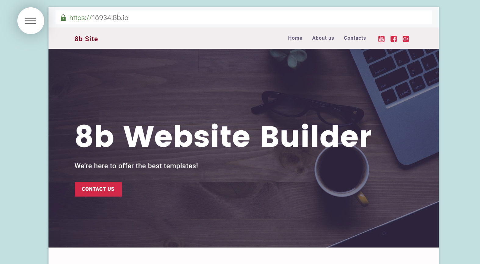 free website maker